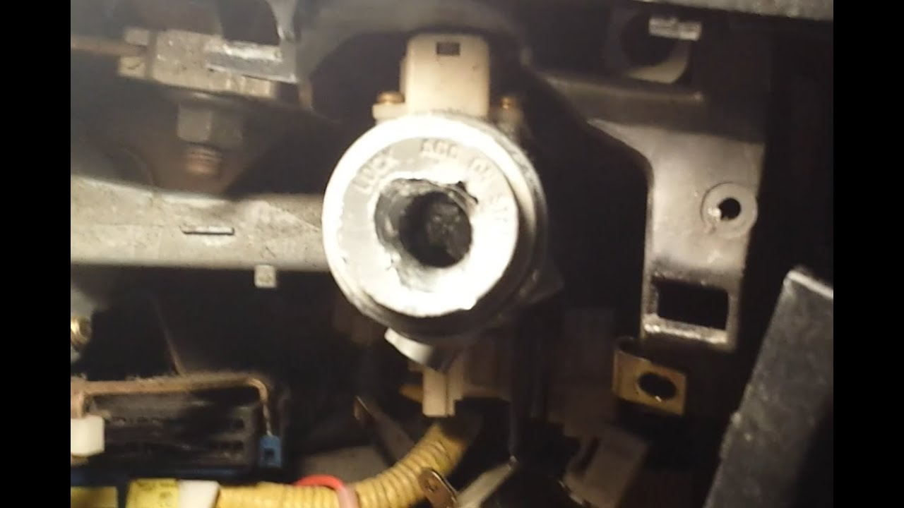 1999 toyotum tacoma ignition switch [ 1131 x 753 Pixel ]