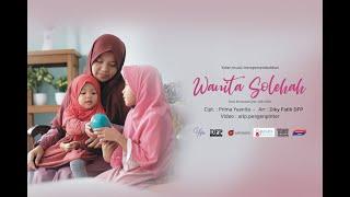 Nova feat Adib - Wanita Solehah [Official Music Video]
