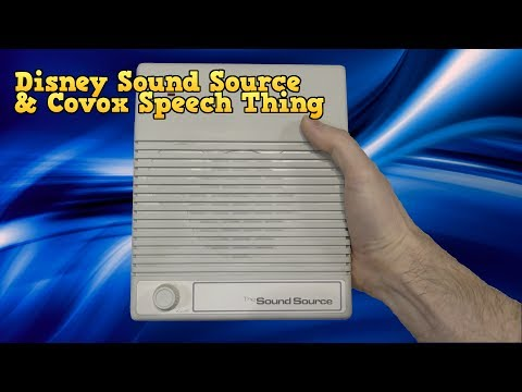 How the Covox and Disney Sound Source Worked.