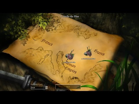 Age of Empires II: The Conquerors Campaign - 1.2 Attila the Hun: The Great Ride