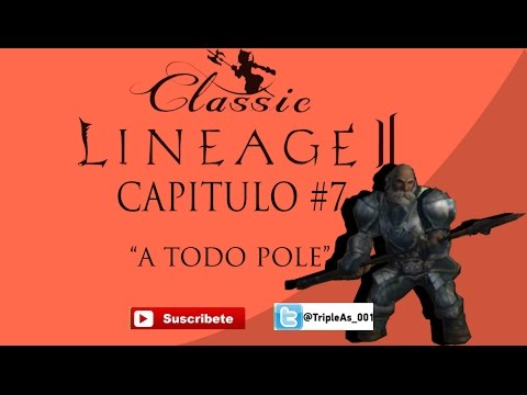Repeat Lineage 2 Classic Capitulo 10 Craft Plated Leather Armor by