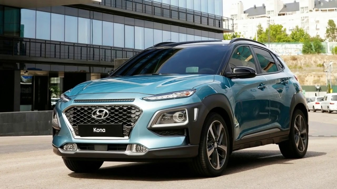 New 2018 Hyundai Kona Preview Pricing Release Date
