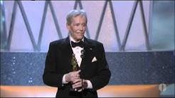 Peter O'Toole receiving an Honorary Oscar®