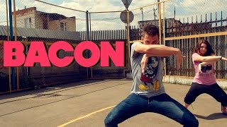 Nick Jonas - BACON ft. Ty Dolla $ign (Hip-Hop Dance) | choreography by Andrew Heart