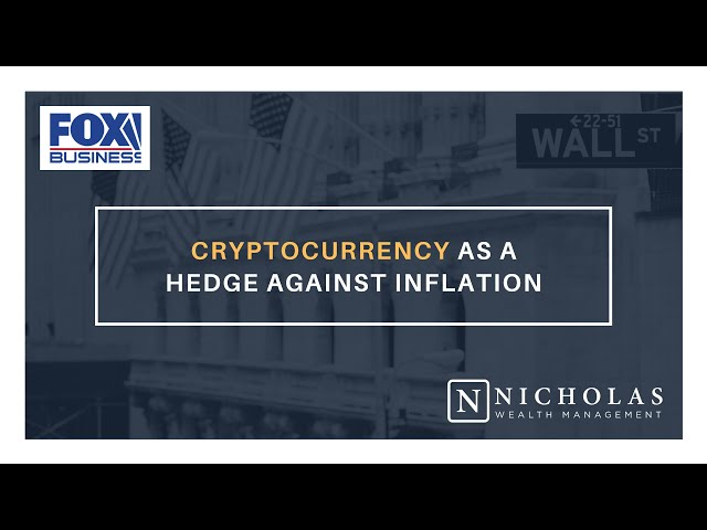 Cryptocurrency as a Hedge Against Inflation