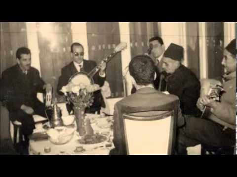 """el anka chez djazouli en 1967 interpret """" el arfaouia """" et """"saheb el khatem wel mi3radj"""""""