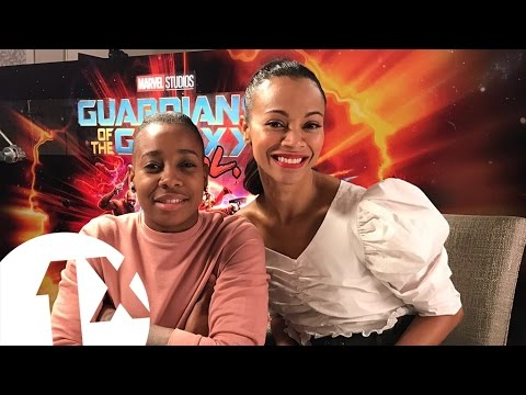 Zoe Saldana is obsessed with sequels!