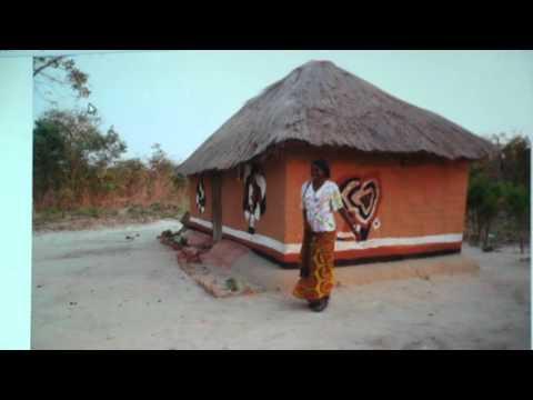 Maria Halip, povestiri din Zambia