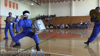 Dunbar High Drumline - 2018 Chicago Drumline Competition