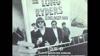 The Long Ryders - Gunslinger Man (single 1987)