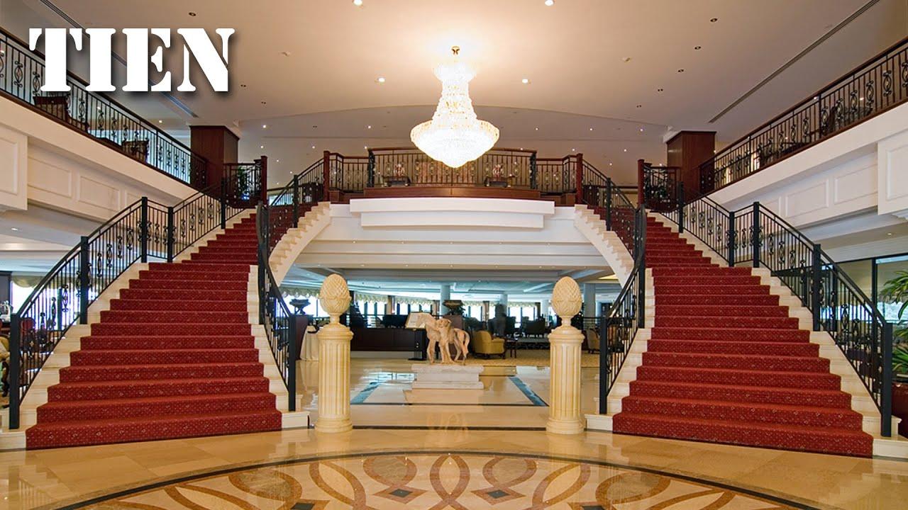 10 DUURSTE Hotelkamers ter wereld  TIEN  YouTube