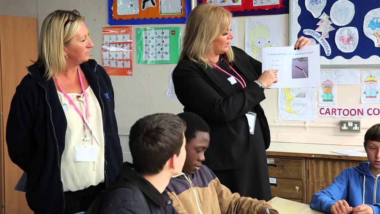 Independent travel to school: Oakwood Secondary School, Bexley ...