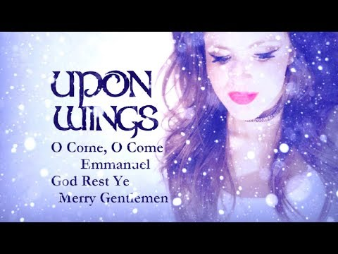 Theresa Lucas - Awesome Version of O Come Emmanuel / God Rest Ye Merry Gentlemen