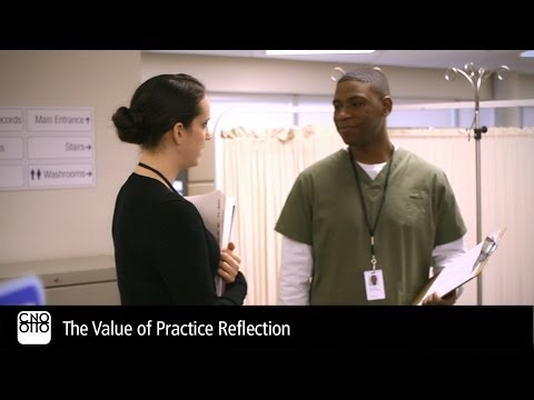 The Value of Practice Reflection
