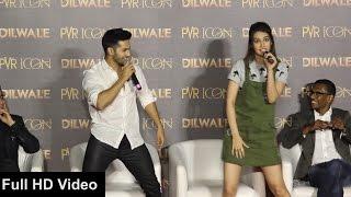 Kriti Sanon Full Speech | Manma Emotion Jaage Re Song Launch