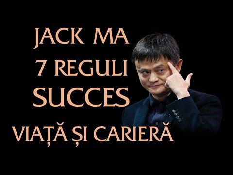 """7 Reguli Pentru Succes în Viață și Carieră - Jack Ma (Subtitrat - Apasă pe """"CC"""")"""