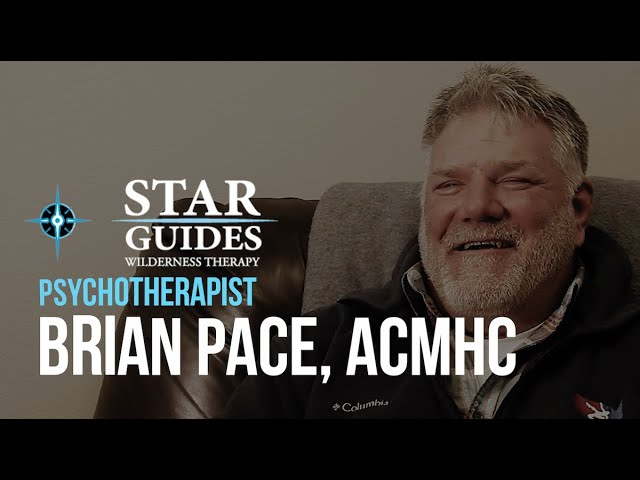 Meet The Team I Brian Pace, ACMHC & Psychotherapist