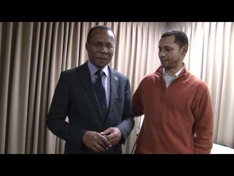 Sr. Dr. Ulices Correia&Silva  Na Festa 13 De Janeiro Nos USA!(2012)