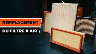 Changez les Filtre à Air soi-même - vidéo explicative gratuite
