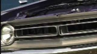 Super Clean 1971 Dodge Challenger V8TV-Video
