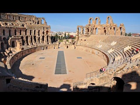 Tunisia - Amphitheatre El Djem
