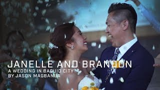 Janelle and Brandon: A Wedding in Baguio City