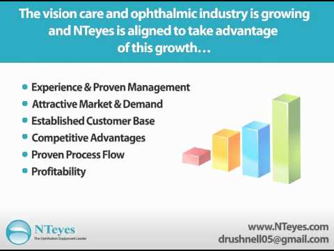NTeyes a Vision Care & Ophthalmic Equipment Company
