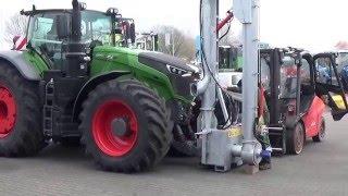 FENDT 1050 VARIO AGRAVIS IN MEPPEN DUITSLAND