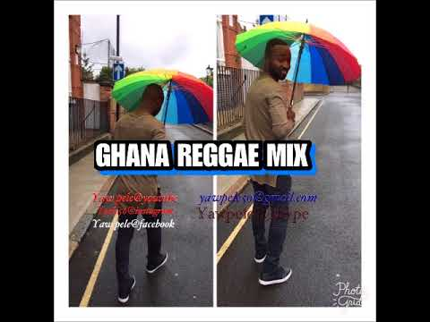 GHANA REGGAE MIX