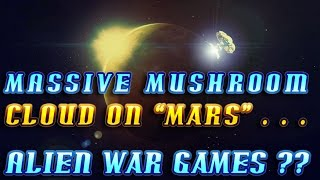 Nuclear Explosion Captured on MARS by ISRO