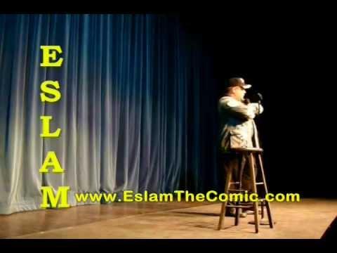 ESLAM The Comic Shows (1 of  2) English / Farsi