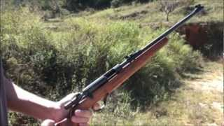 Repeat youtube video Rifle CBC 8022 .22LR