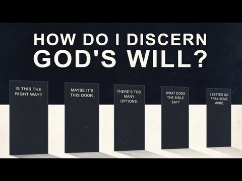 How Do I Discern God's Will? - Tim Conway