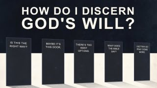 How Do I Discern God