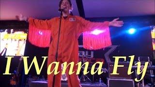 Trevor Moran I WANNA FLY Alive Gold Tour
