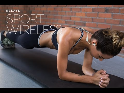 SOL Republic + Indiegogo Introducing Relays Sport Wireless