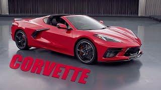 Chevrolet Corvette C8 - Presentación - Matías Antico - TN Autos