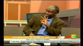 Cheche: Celebrating 5 years of Writing