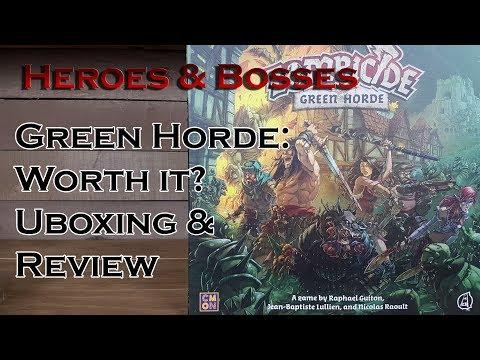 Green Horde - Should you buy it + Mini Showcase