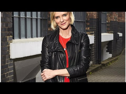 Hermione Norris on her new thriller Innocent, being typecast as an ice maiden, and enjoying getting