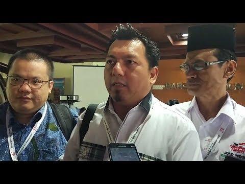 TKN Jokowi-Ma'ruf Sambangi Bareskrim Siber Polri Terkait Hoaks Surat Suara Tercoblos