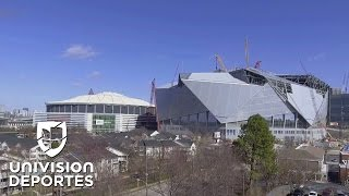 Expediente: Este es el Mercedes-Benz Stadium, la majestuosa casa del Atlanta United