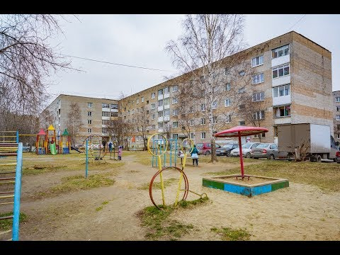 Квартира в Берёзовском, Гагарина 12а