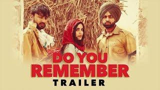 Do You Remember (Song Trailer) Jordan Sandhu   Bunty Bains   Desi Crew, Nikki Kaur   20 April