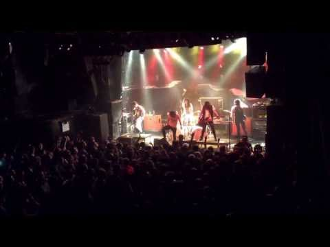 Escape the Fate- Until We Die live