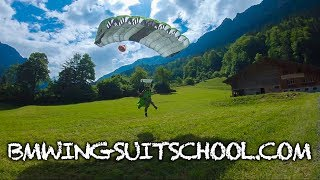 LEARNING TO FLY PARACHUTES