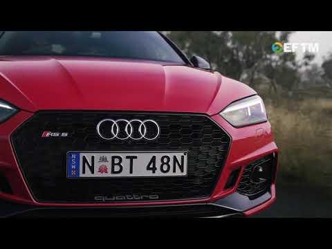 Audi RS 5 Sportback Australian Review.