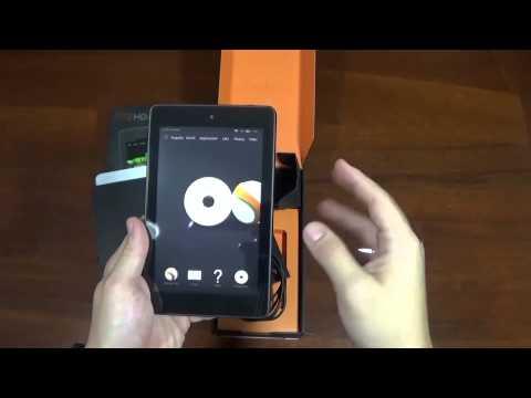 Amazon Kindle Fire HD 6 anteprima