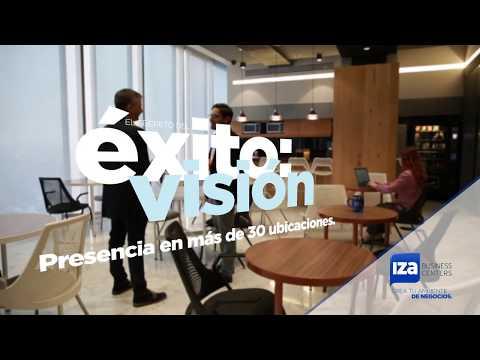IZA Business Centers Corporate video 2017