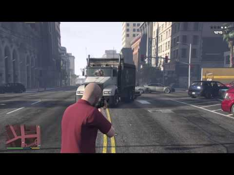 Grand Theft Auto V Beep Song